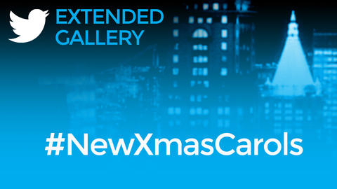 Hashtag Gallery: #NewXmasCarols