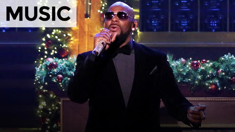 R. Kelly: Step in the Name of Love/Home for Christmas Medley