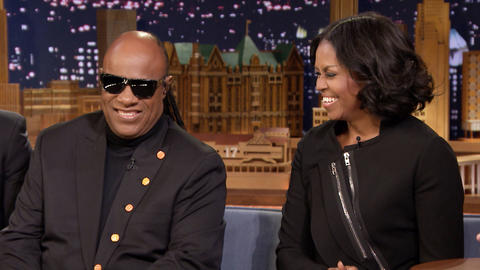 Stevie Wonder Brought Barack and Michelle Obama Together