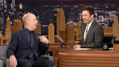 """J.K. Simmons and Jimmy Argue Over Who Got Billy Joel to Sing """"The Longest Time"""""""