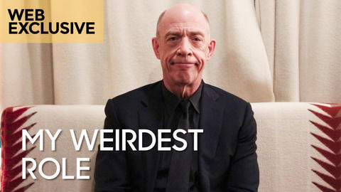 My Weirdest Role: J.K. Simmons