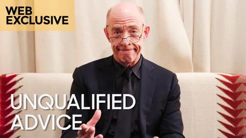 Unqualified Advice: J.K. Simmons