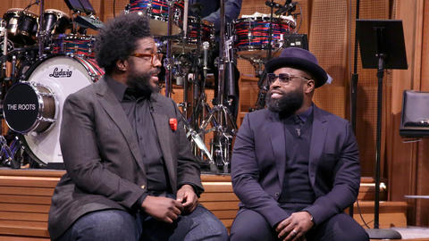 The Roots Reenact Bachelor Villain Corinne's Nanny Confession