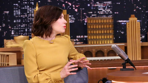Carrie Brownstein Learned Sign Language from Soap Operas
