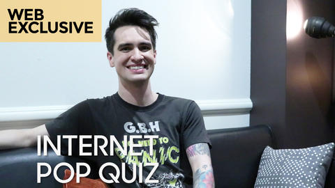 Internet Pop Quiz with Brendon Urie (Panic! At the Disco)