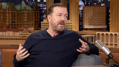 Ricky Gervais' Real-Life Failed Music Career Inspired David Brent: Life on the Road