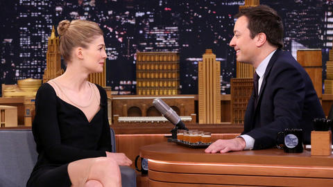 Say Anything with Rosamund Pike