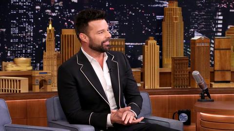 Ricky Martin's Twin Boys Are His Toughest Critics