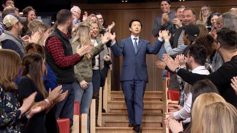 Ken Jeong Makes an Intense Dancing Tonight Show Entrance