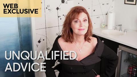 Unqualified Advice: Susan Sarandon