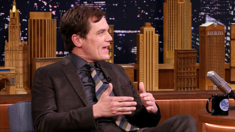 Michael Shannon Breaks Down What It's Really Like at the Oscars