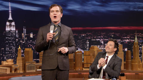 """Michael Shannon Belts His Go-To Karaoke Song Sting's """"Russians"""""""