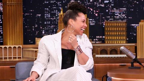 Alicia Keys' Son Produces Beats for Kendrick Lamar