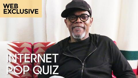 Internet Pop Quiz with Samuel L. Jackson