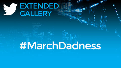 Hashtag Gallery: #MarchDadness