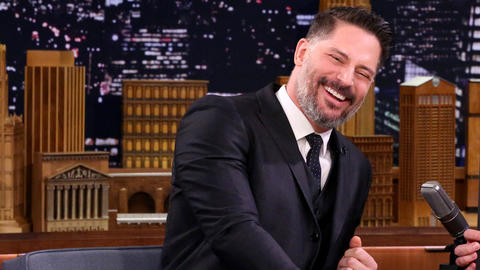 Joe Manganiello Does Impressions of Pee-wee Herman, Kermit the Frog and Arnold Schwarzenegger