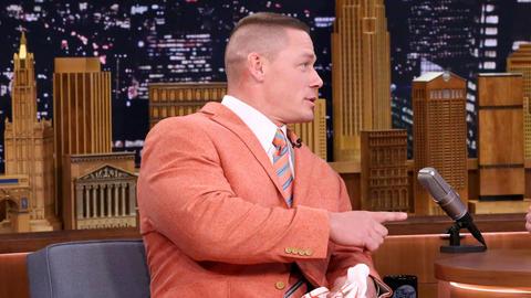 John Cena Has a Trick to Remember WrestleMania's Return
