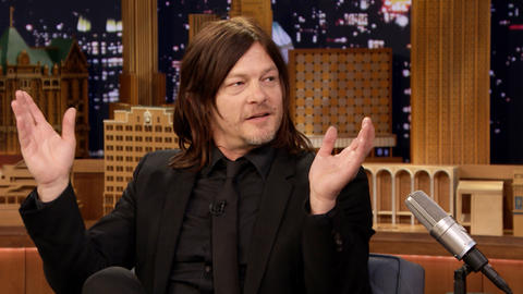 Norman Reedus Ran from Cops on Dirt Bikes as a Teen