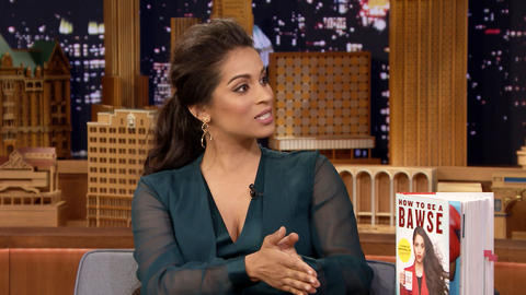 Lilly Singh Breaks Down the Difference Between a Boss and a Bawse
