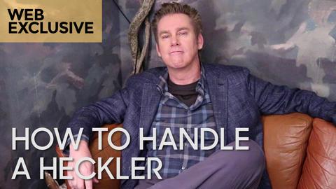How to Handle a Heckler: Brian Regan
