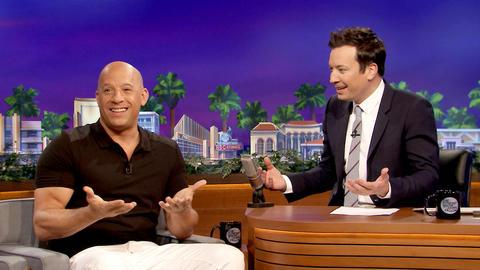 Vin Diesel Is Afraid of Roller Coasters