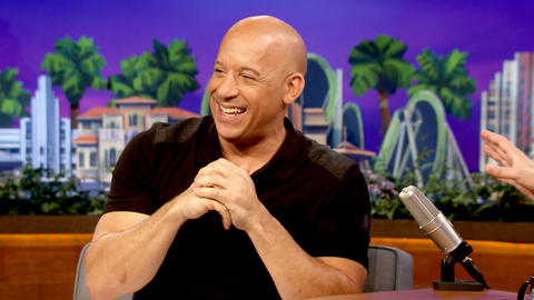 Vin Diesel Tops Fast 7 with The Fate of the Furious