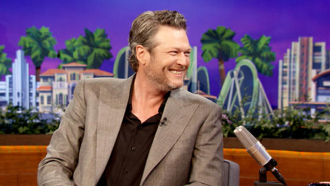 Blake Shelton's Excitement for The Voice Inspires a New Song