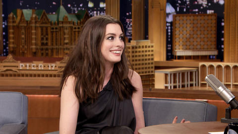 Anne Hathaway on Her Colossal Sci-Fi Monster Film