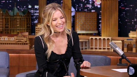 Sienna Miller Is Living in the Woods Like a Horror Film