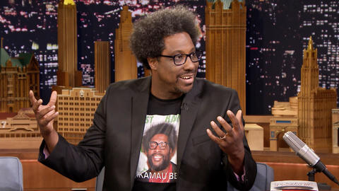 W. Kamau Bell Used to Open for Dave Chappelle's Five-Hour Long Sets