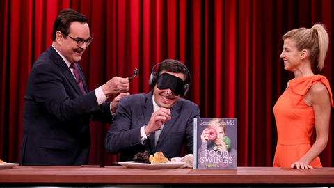 Jessica Seinfeld's Recipe Taste Test with Jimmy Goes Off the Rails