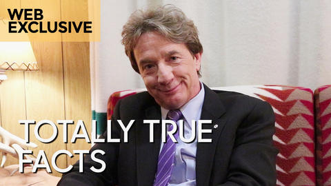 Totally True Facts with Martin Short