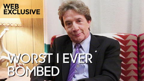 Worst I Ever Bombed: Martin Short