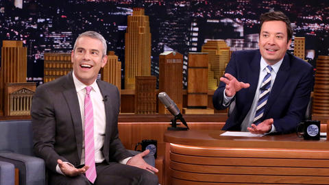 Jimmy Geeks Out Over Andy Cohen's Love Connection Revival