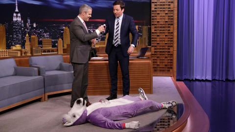 Then and Now with Andy Cohen and Jimmy Fallon
