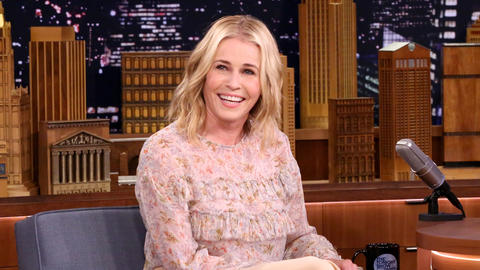 Chelsea Handler Supports Steve Harvey's Talk Show Memo