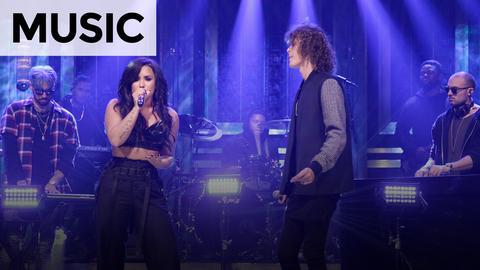Cheat Codes ft. Demi Lovato: No Promises