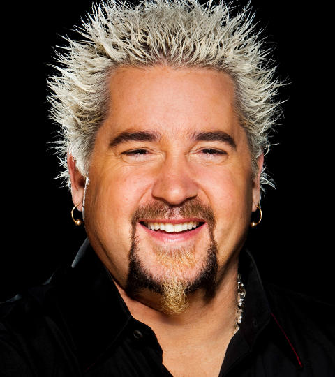 Guy fieri looks like