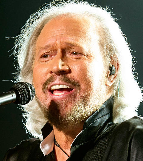 barry gibb grease