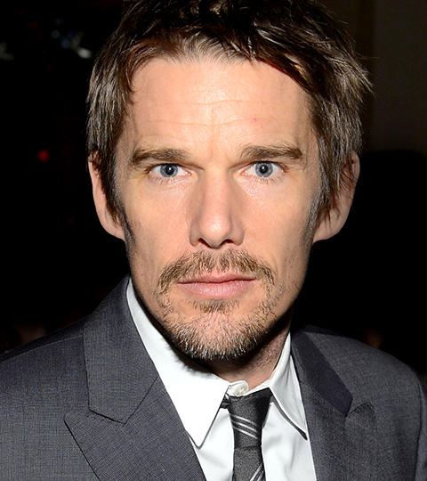 Ethan Hawke Guests on ...