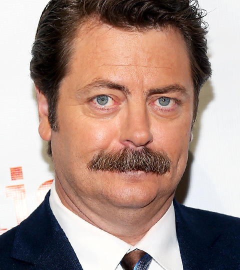 offerman men After two new york times bestsellers, nick offerman returns with the subject for which he's known best—his incredible real-life woodshop.