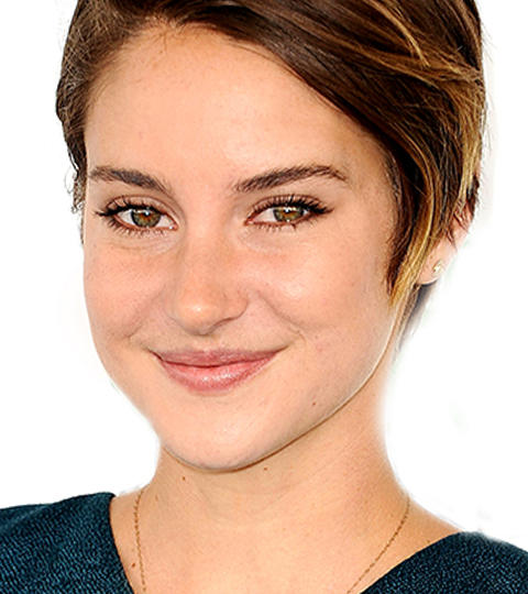 Shailene woodley guests on the tonight show starring jimmy fallon