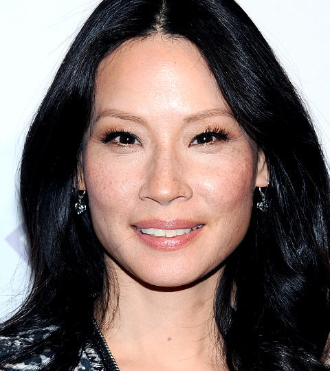 Lucy Liu Guests On The Tonight Show Starring Jimmy Fallon