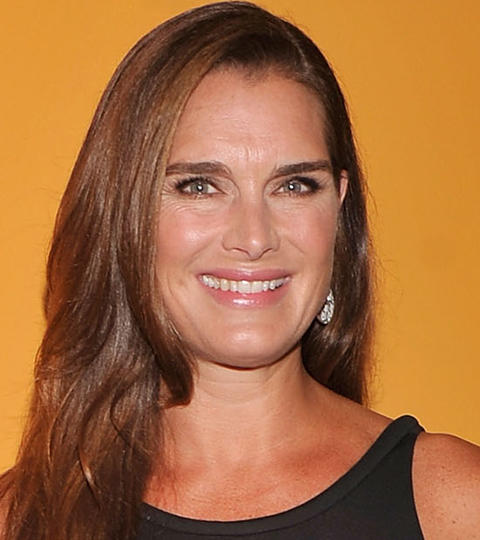 brooke shields height