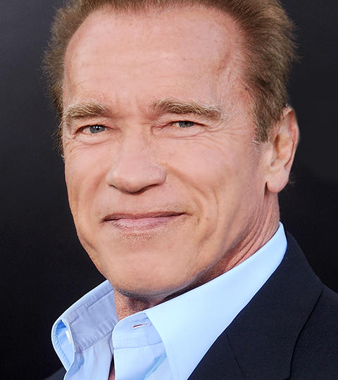 Arnold Schwarzenegger Guests on The Tonight Show Starring Jimmy Fallon
