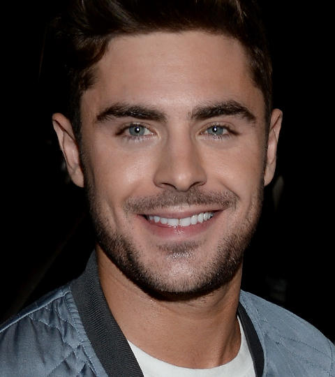 Zac Efron Guests on Th... Zac Efron