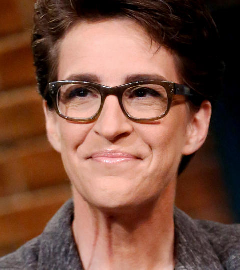 Rachel Maddow Guests On The Tonight Show Starring Jimmy