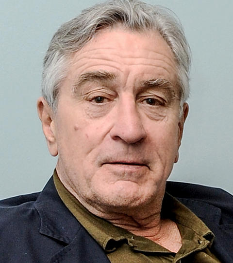 robert de niro wife