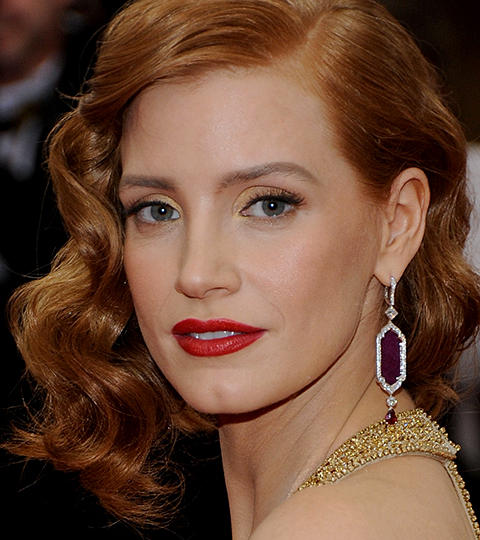 Jessica Chastain Guests on The Tonight Show Starring Jimmy ... Jessica Chastain Twitter