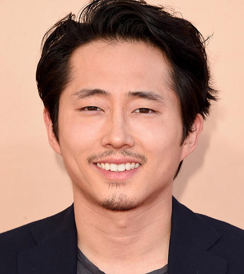 Yeun is best known for portraying glenn on amc s the walking dead he